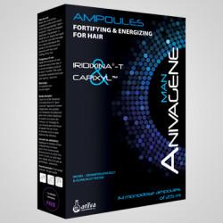 انيفاجين أمبولات لعلاج تساقط الشعر للرجال 14 أمبول * 2.5مل