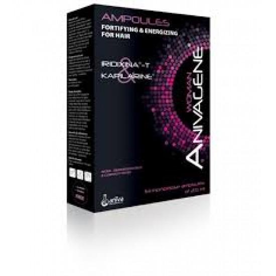 انيفاجين أمبولات لعلاج تساقط الشعر للسيدات 14 أمبول * 2.5مل