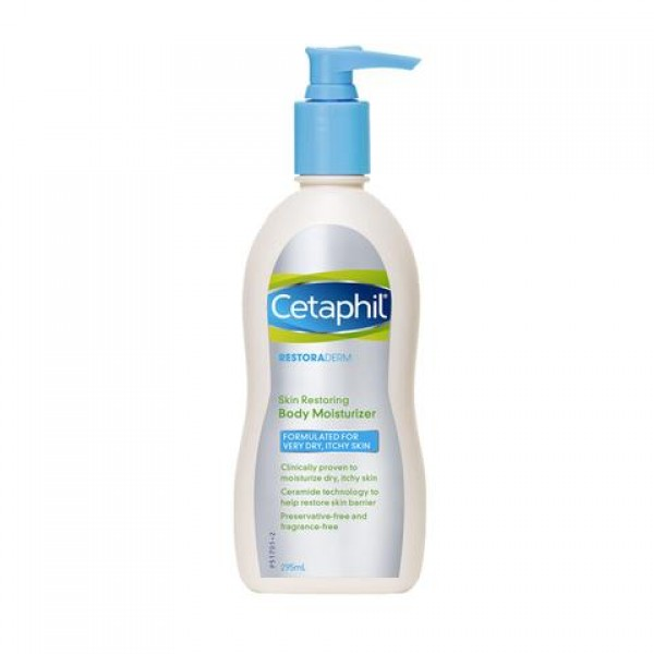 CETAPHIL RESTORADERM BODY LOTION (295 ML)