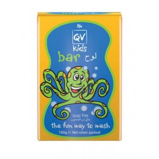 صابون قطع تنظيف إيجو كيوڤي للأطفال ١٠٠ جم