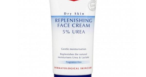 eucerin 5 urea face cream