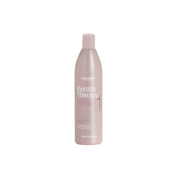 Keratin Therapy deep cleansing shampoo 500 ml