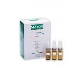 ماكس اون أمبولات هير ريجوفن العلاج السحري للشعر(10مل15X )