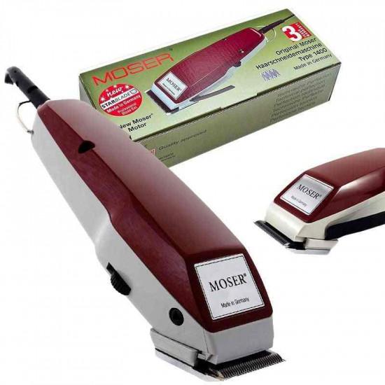 موزر 1400 ماكينة حلاقة وقص الشعر الكهربائية
